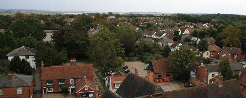 Thorpe-Le-Soken Village